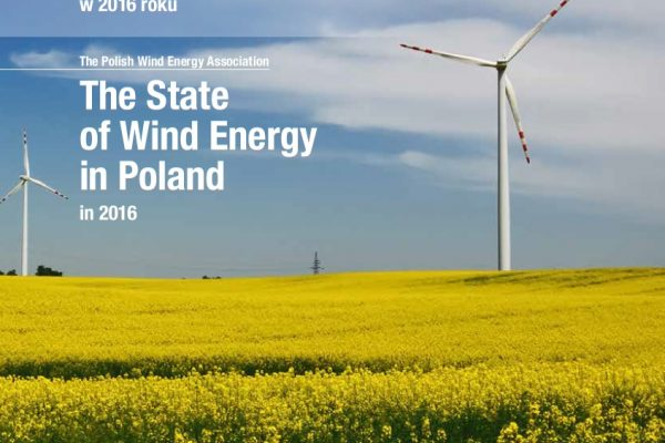 The State of Wind Energy in Poland in 2016