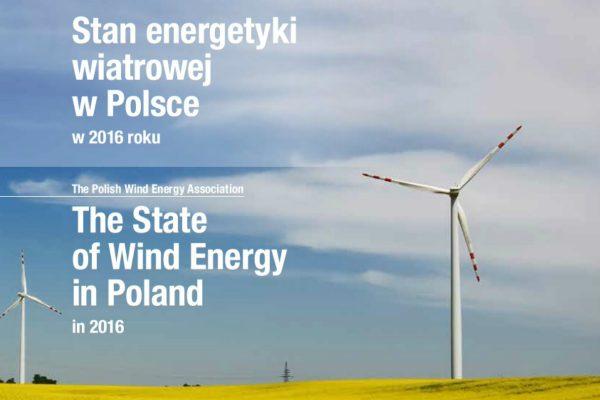 Stan energetyki wiatrowej w Polsce