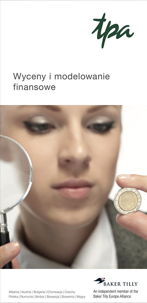 Wyceny i modelowanie finansowe