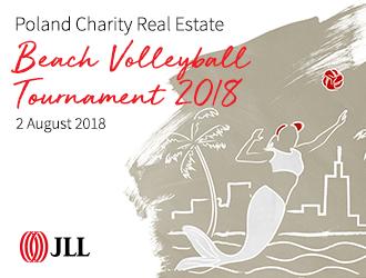 9. Charytatywny Turniej Siatkówki Plażowej Branży Real Estate