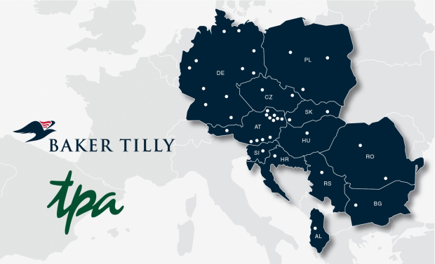 Baker Tilly Europe Alliance, Baker Tilly International